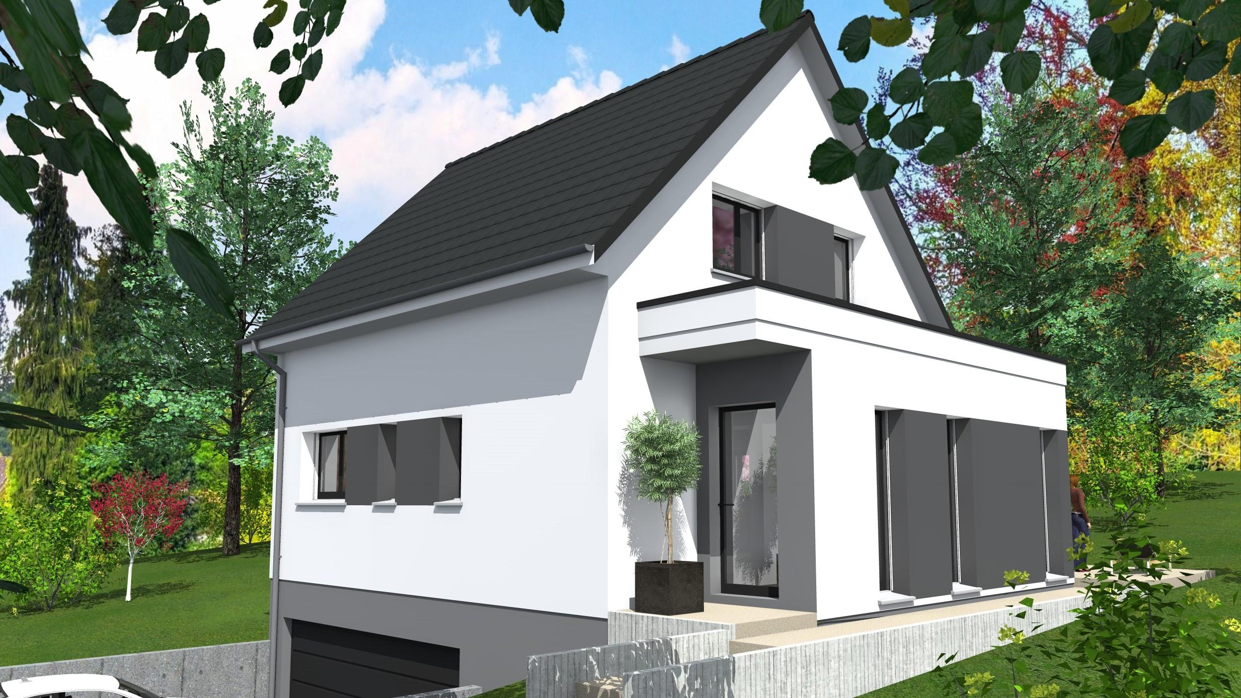 Constructeur maison individuelle haut rhin for Constructeur maison individuelle 53